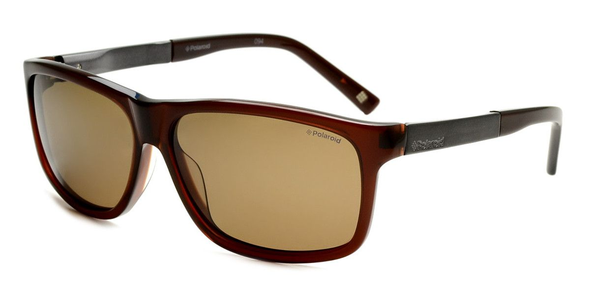 8b3c8c86f5 These unisex PLP X8416 Polaroid sunglasses have a durable plastic frame for added  comfort and durability