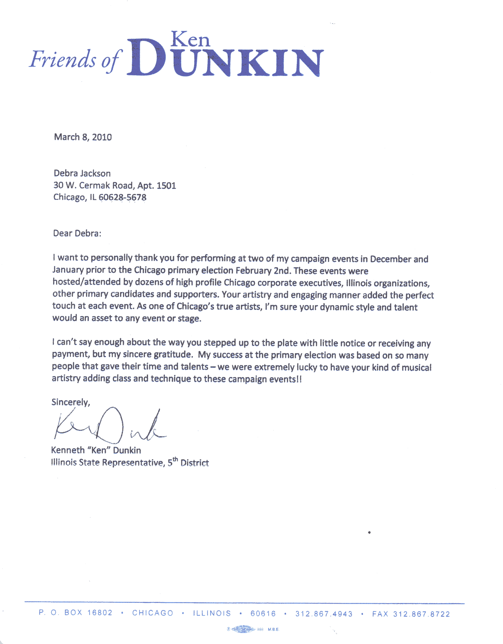 Letter Of Recommendation Internship Internship Letter Of
