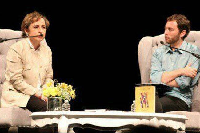 Todo Querétaro quiere ver a Aristegui. ¿Cabremos en el Teatro de la Ciudad? Pues…