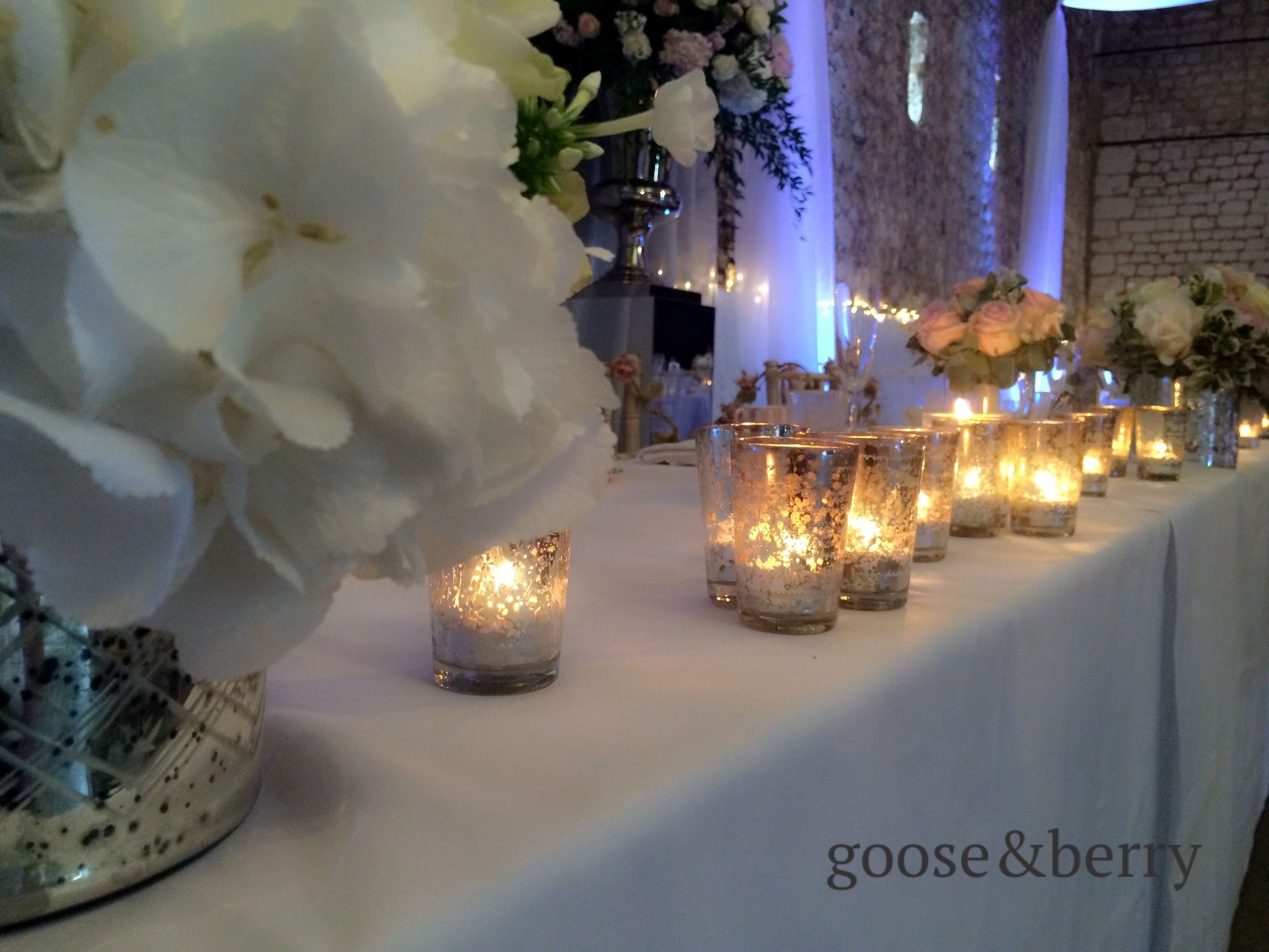 Wedding Candles Event Caterers Planners Beautiful Delicious
