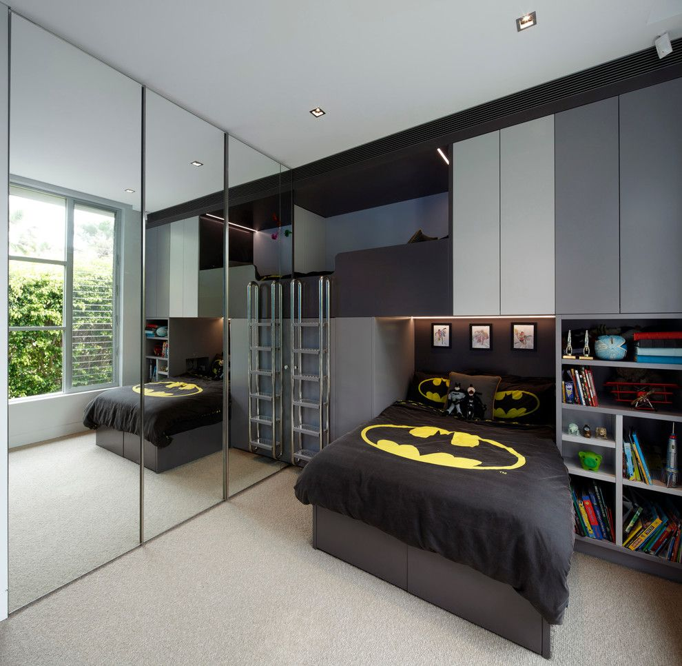 Cute and Cool Super Hero for Bedroom Decor with Batman ...