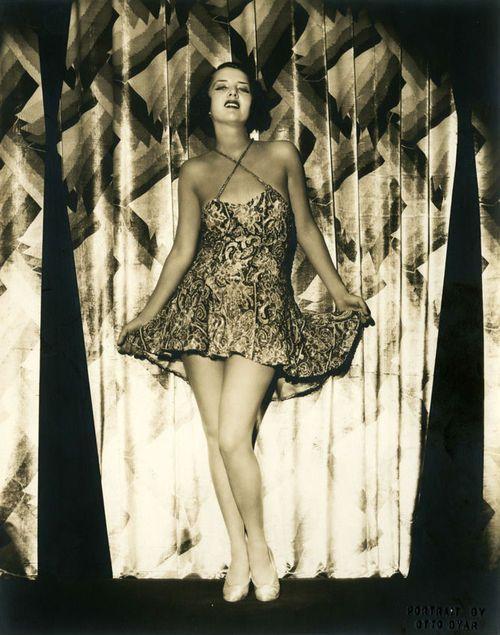 Frances Drake, photo by Otto Dyar