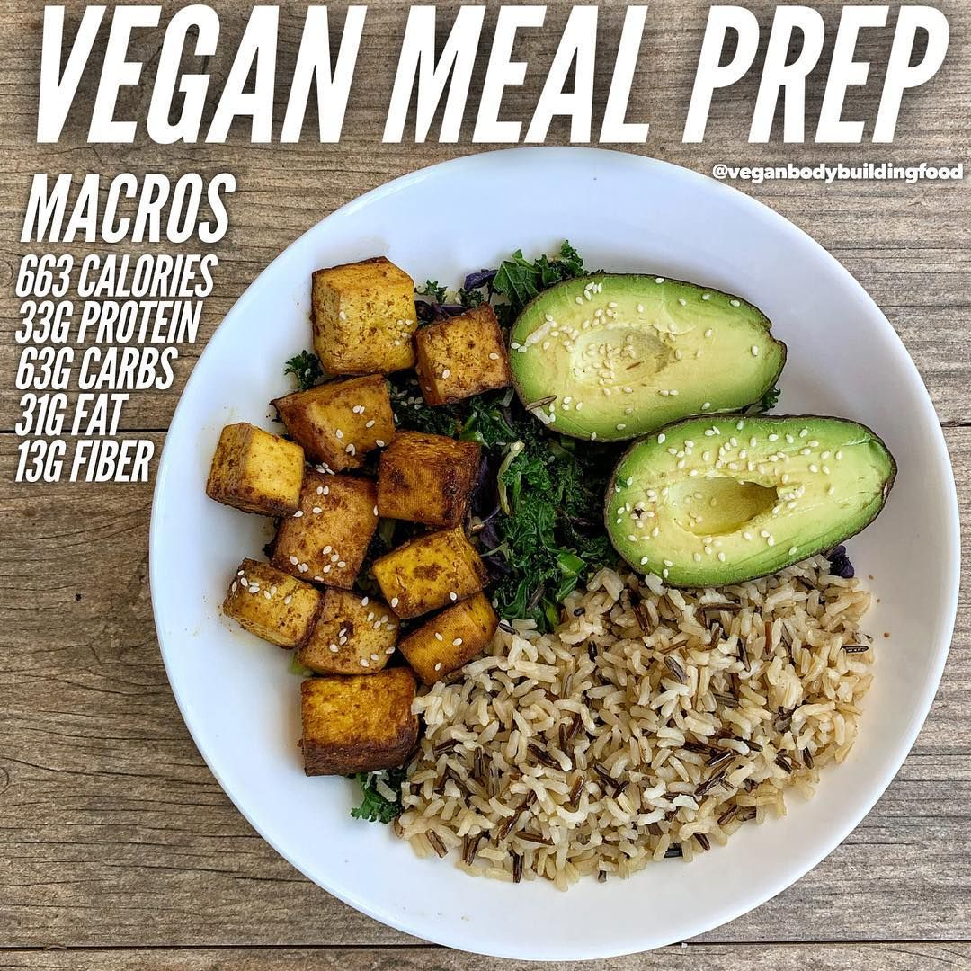 Vegan Bodybuilding Food On Instagram Smash Or Pass Tag A Friend Ingredients Protein Packed Meals Vegan Meal Plans Bodybuilding Recipes Meal Prep