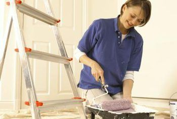 How To Remove Drywall Dust Before Painting Cleaning Walls Drywall Glitter Paint For Walls