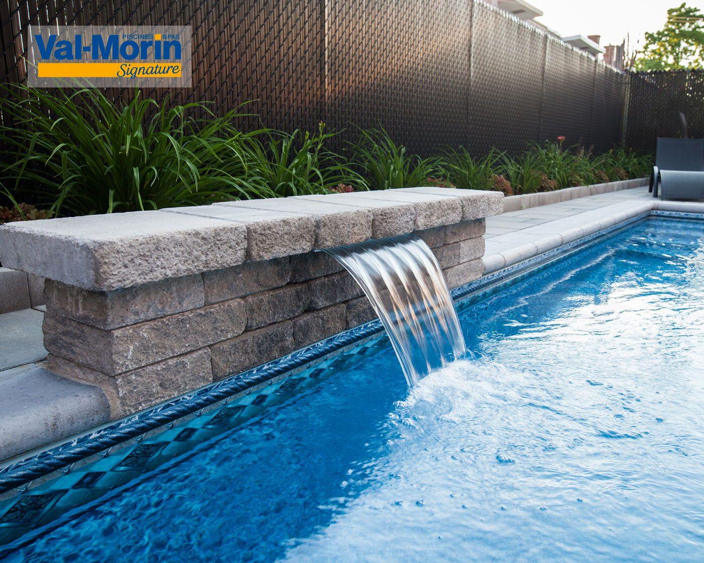 Constructeur De Piscine Montpellier magnifique piscine creusée signée piscines val-morin