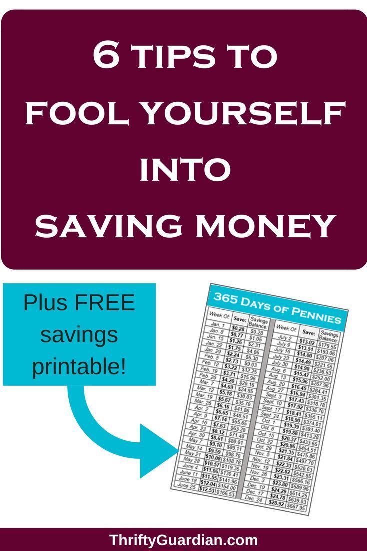 ways to motivate yourself to save money savings plan pennies and