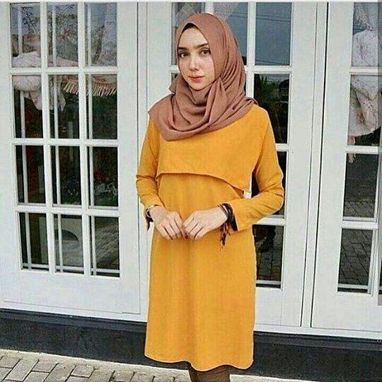 Maxi dress murah online tanah abang fashion