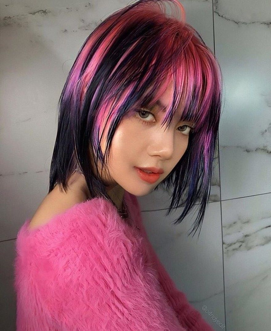 Pin By Stephany Souza On Lalalisa M Lili Film In 2020 Hair Inspo Color Hair Inspiration Hairstyle