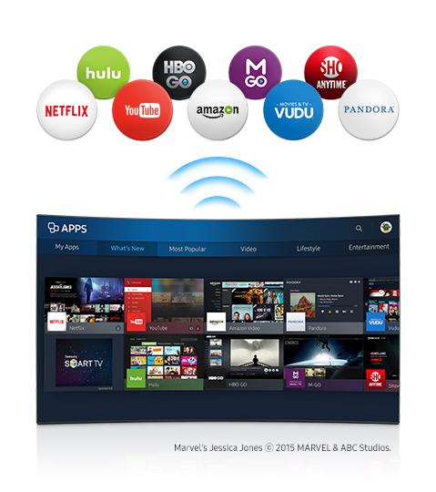 Samsung Smart TV Apps Smart tv, Usb, Formatos de video
