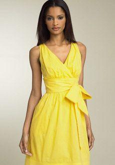 Suzi Chin Maggy Boutique Sleeveless Sundress