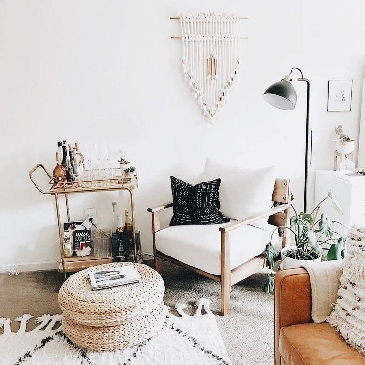 Scandinavian Design Interior Living Scandinavian Interior Boho Living Room Chic Living Room House Interior #scandi #boho #living #room