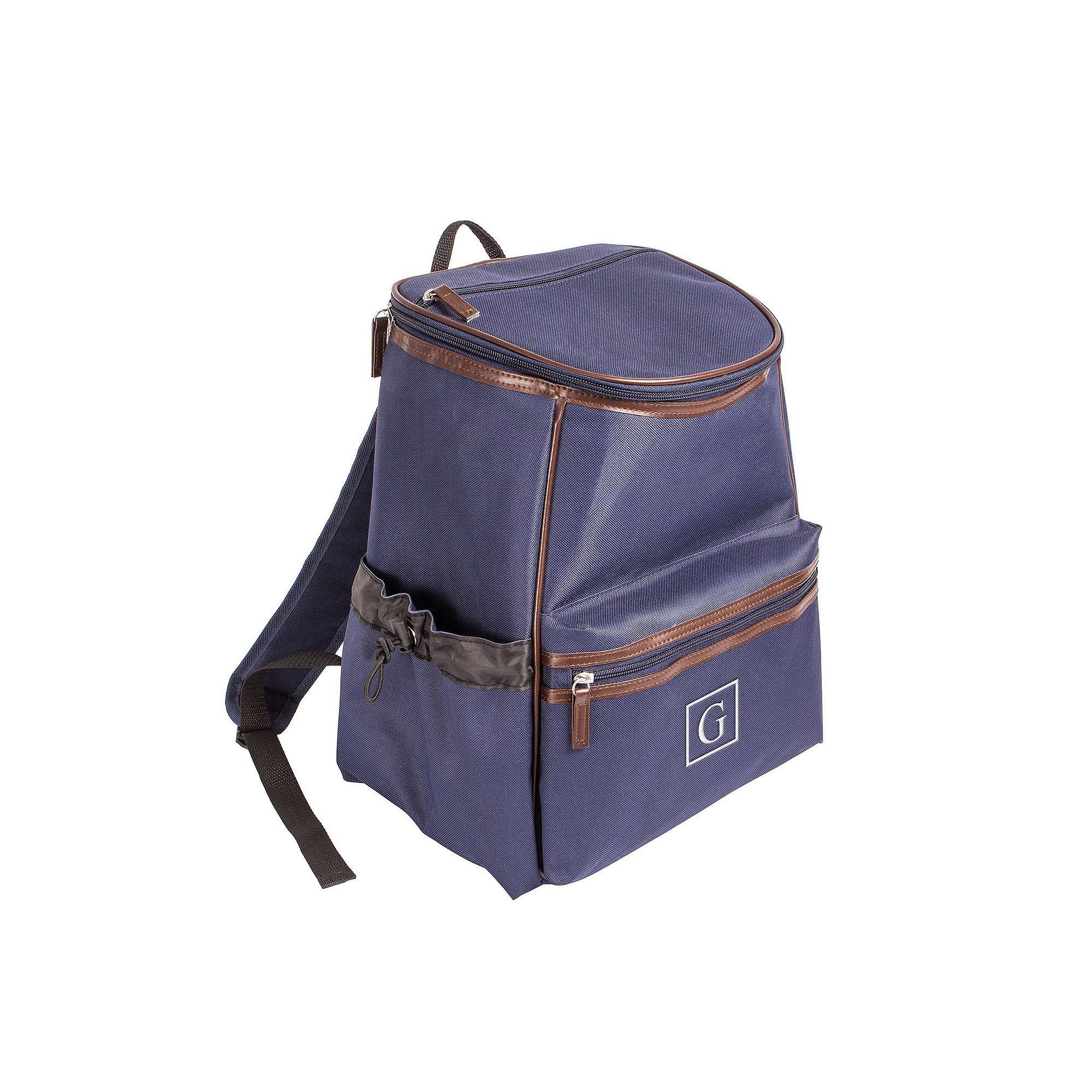 Cathy s Concepts Monogram Insulated Backpack Cooler f8844262f3ba1