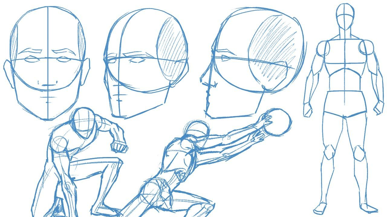 Drawing Fundamentals CONSTRUCTION Character design