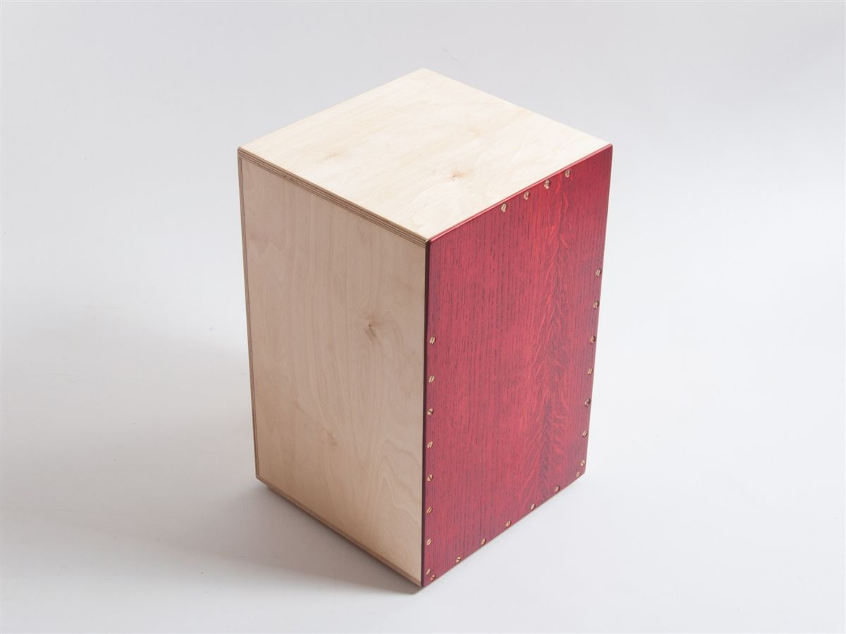 FUOR Handcrafted cajon drum stool - Birch plywood - Made in the UK & FUOR Handcrafted cajon drum stool - Birch plywood - Made in the UK ... islam-shia.org