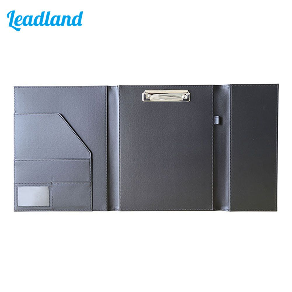 clipboard office paper holder clip. Promo Pu Leather Document File Holder Clip Board Office Gift With Pen Slot Business Supplies # Clipboard Paper P