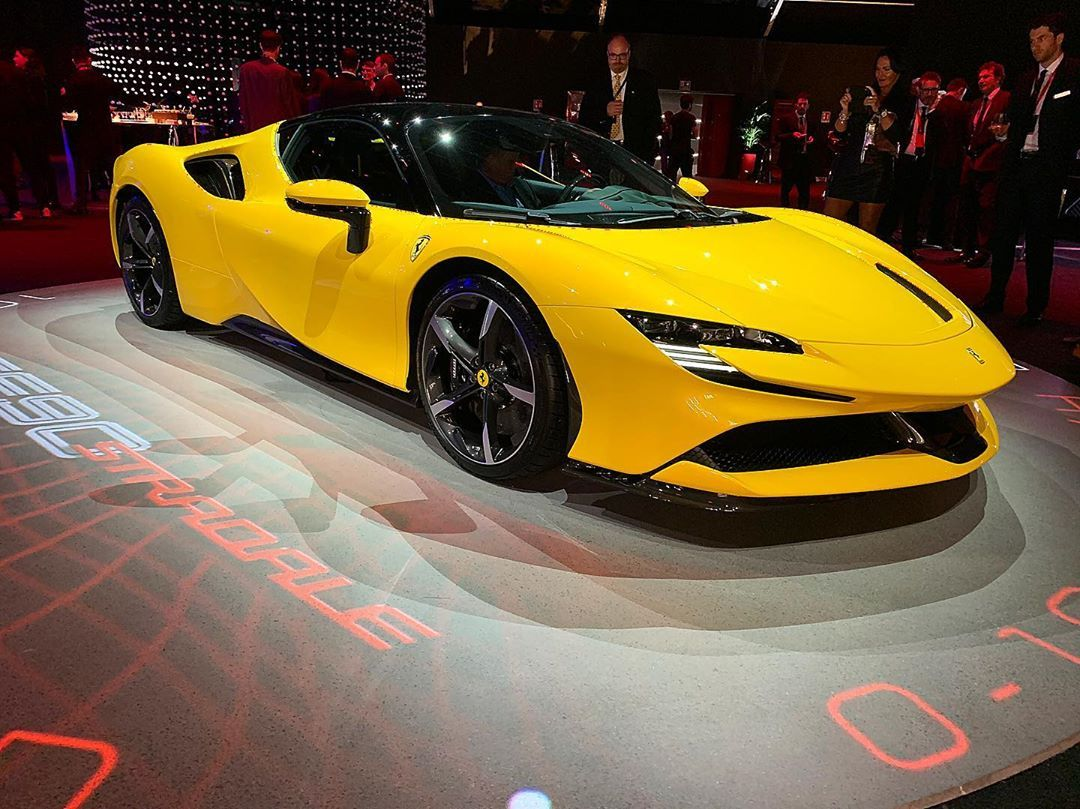 New The 10 Best Technologies Today With Pictures Ferrari Sf90