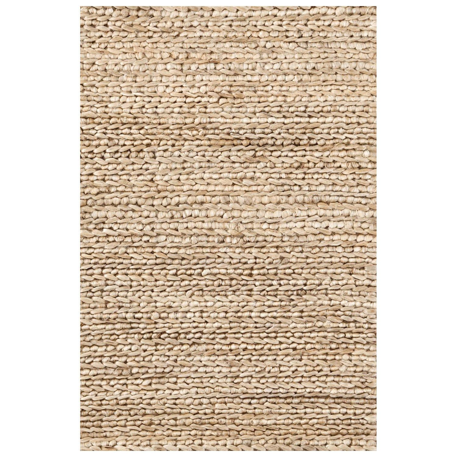 Salon Jute Dash And Albert Natural Jute Woven Rug Salon Woven Rug