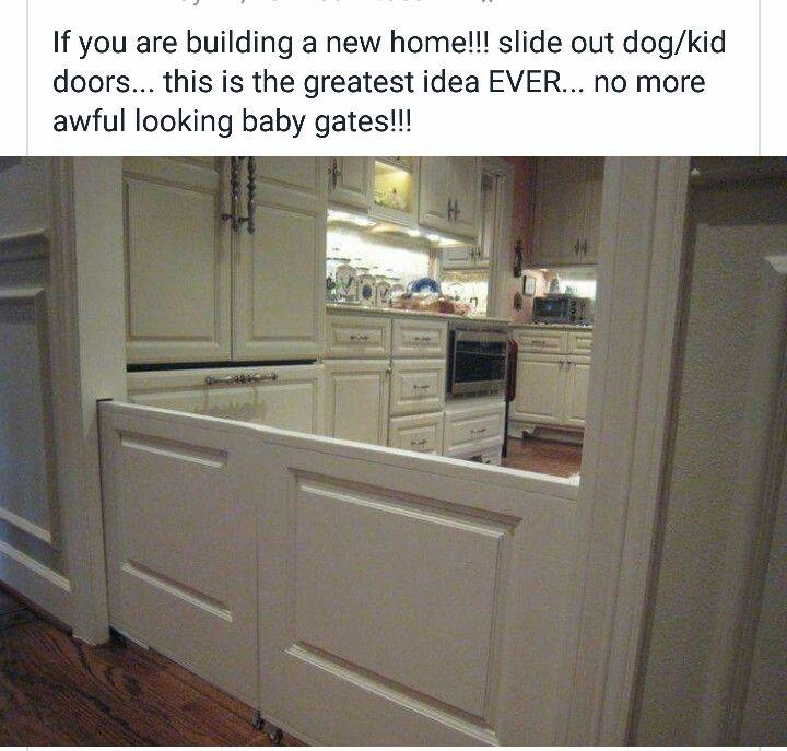 BabyHundeTr  Ideen fr das Haus  Haus gestalten