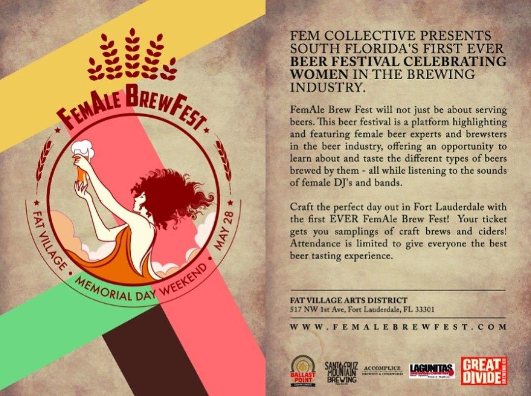 Pin Em Female Brew Fest