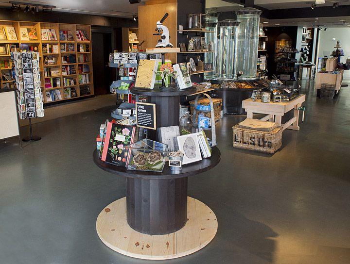Exploratorium store Pier 15 by Shopworks Design, San Francisco ...