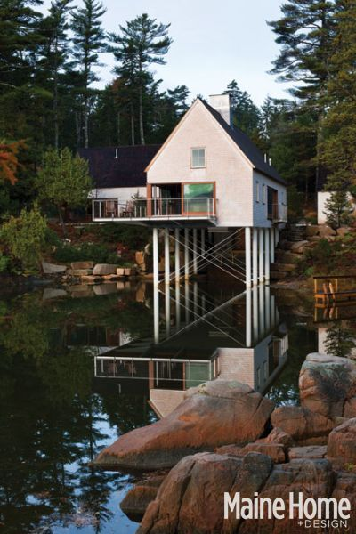 The Best Laid Plans Maine Home Design Maine House Architecture Maine Cottage Furniture