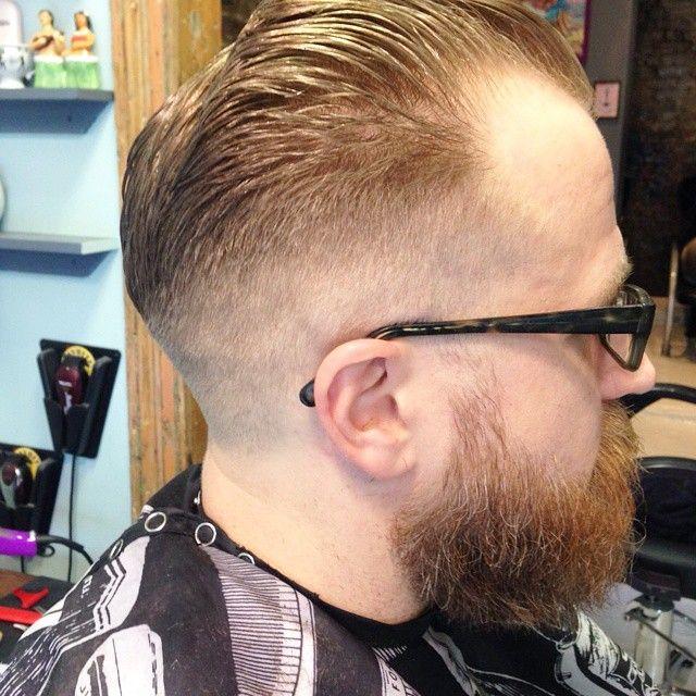 www.rockalily.com #haircut #barber #eastlondon #rockabilly
