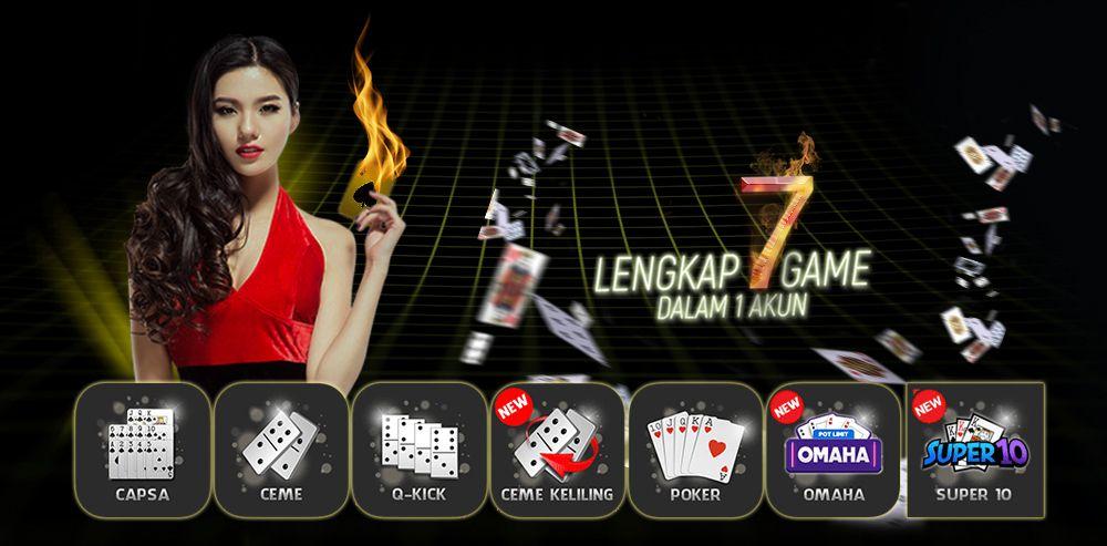 Game Poker Online Indonesia Poker Bandar Incoming Call Screenshot