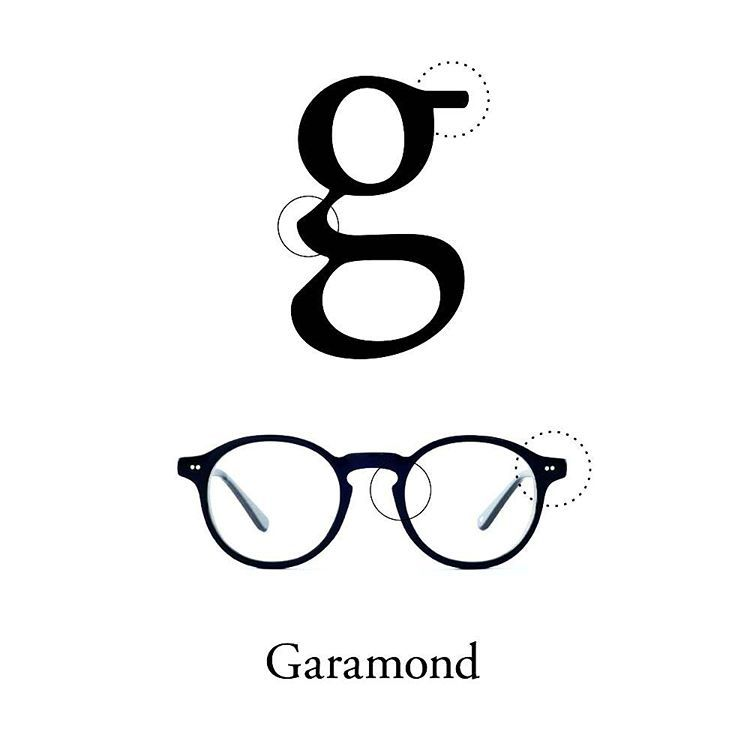 garamond #type #typography #letters #columna #columnacolors | Daily ...