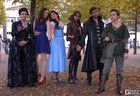 [Self]Hook and OUAT Cosplayers MCM London 2015