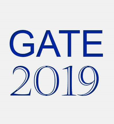 Gate 2019 Name Correction Facility Window Opened By Iit Madra Thi Or That Question Analysi Paper 15000 Word Dissertation Structure Master