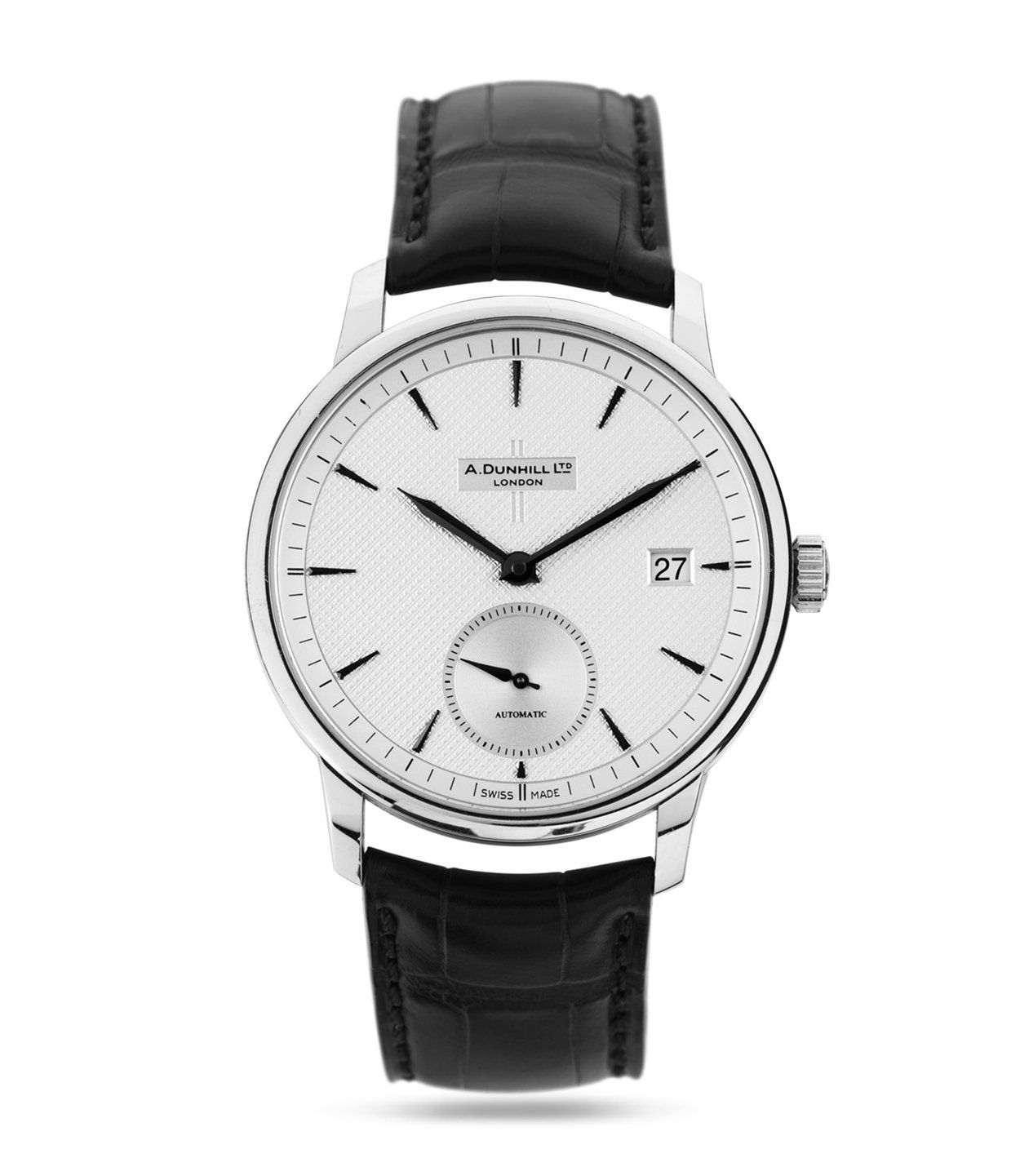 Dunhill - Classic Watch Stainless Steel With Strap - 4.500,00 €