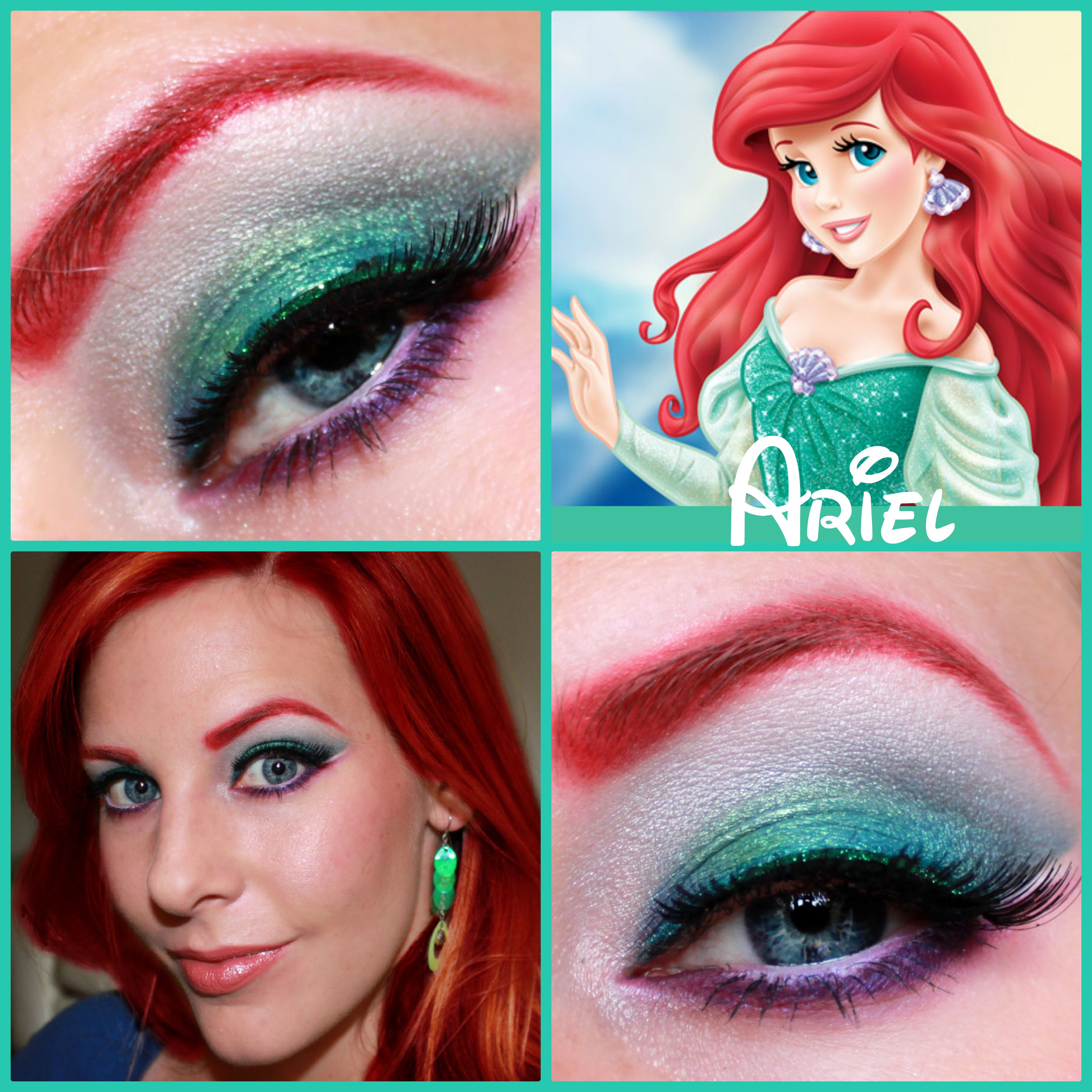 Prinzessin Make Up