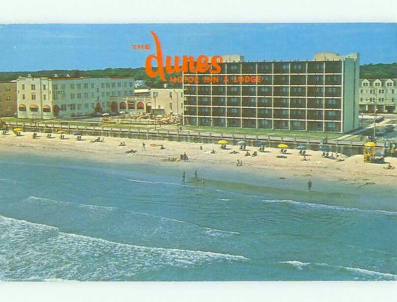 The Dunes Motor Inn Lodge Virginia Beach Va Virginia History