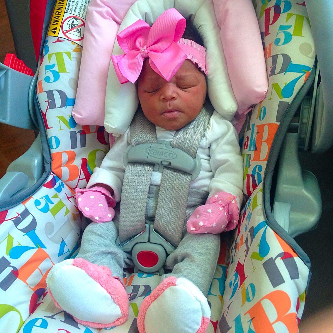 Macie Madison🎀 | Baby car seats, Baby car, Car seats
