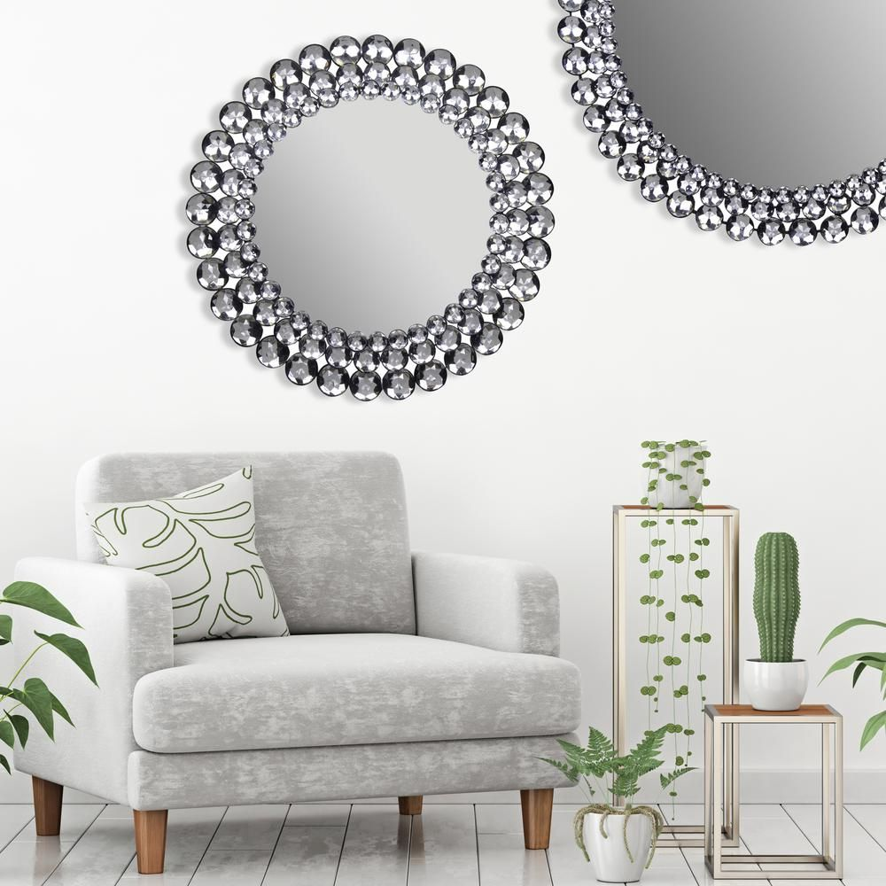 26+ Round decorative mirrors for living room ideas in 2021