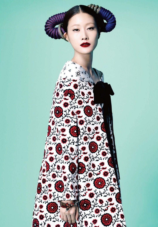 Harper's Bazar Corée - Mars 2012