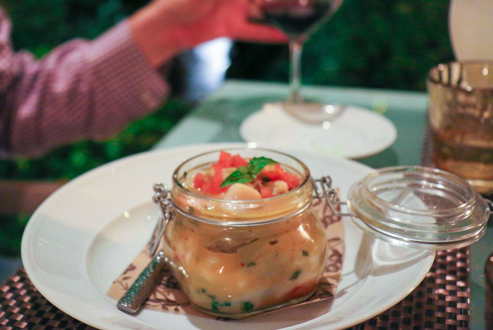 Glorious dining at four seasons hotel las vegas luxury