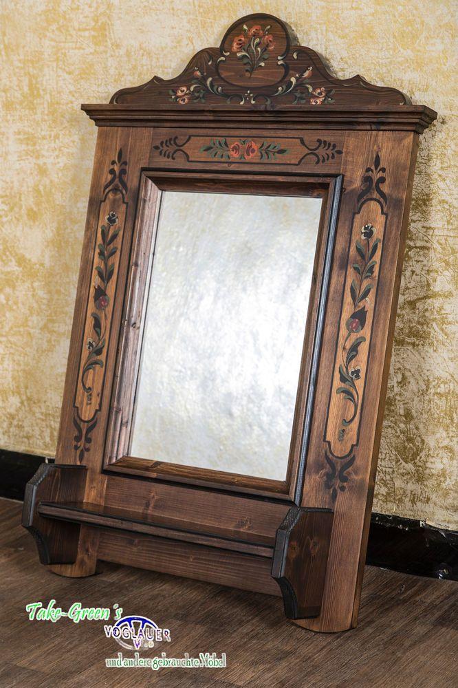 Voglauer Anno 1800 Spiegel Wandspiegel Holz Landhaus Antik Stil ...