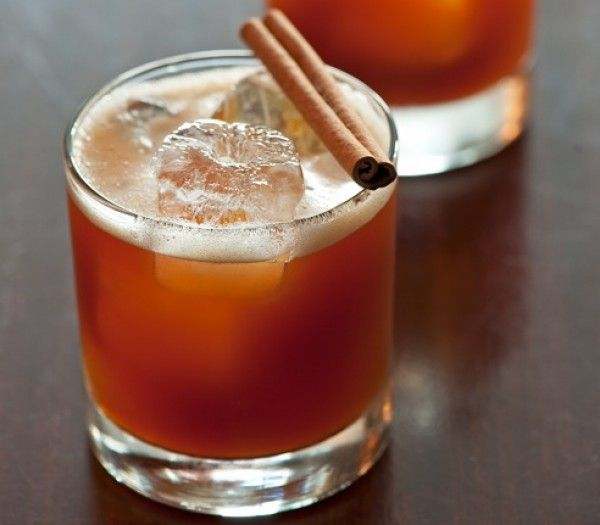 Let's Be Thankful For These 3 Thanksgiving Cocktails