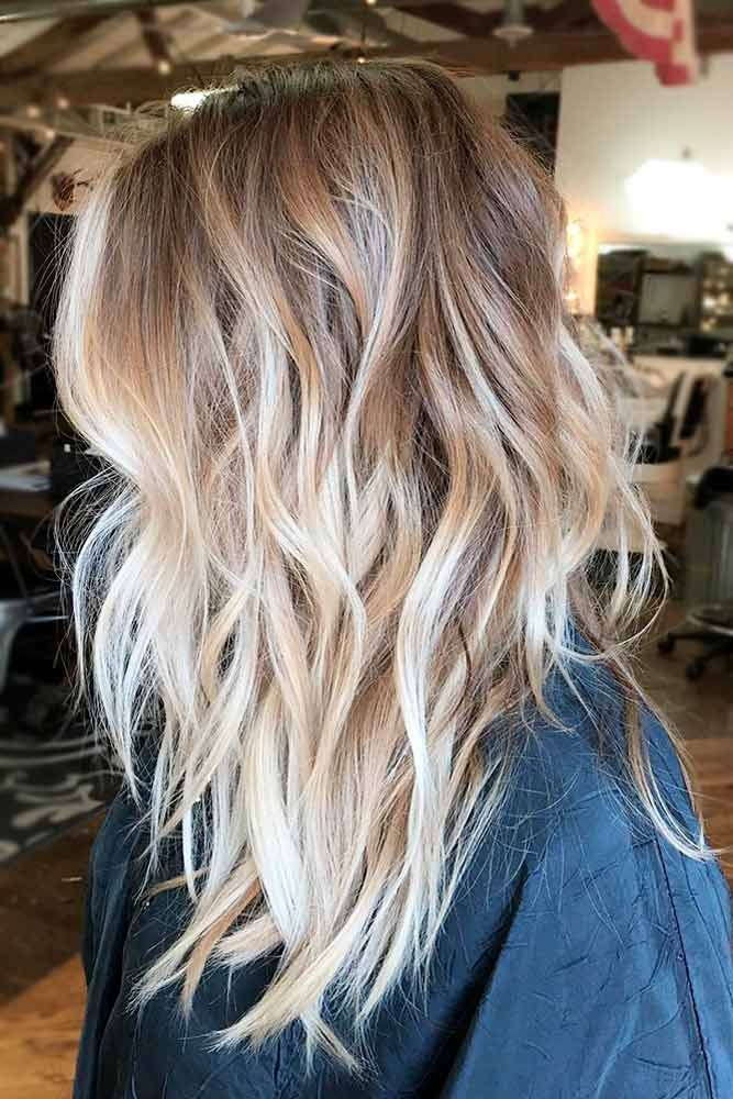 30 Best Balayage Hair Colors Ideas Photos Of Blonde Caramel And