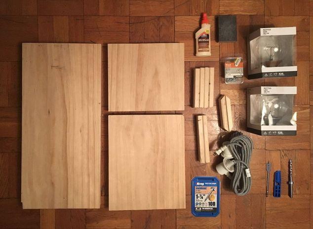 lit storage nighstands, bedroom ideas, home decor, home improvement, lighting…