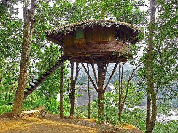 image detail for most beautiful tree houses most beautiful tree houses