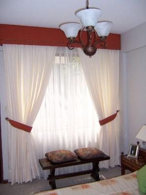 Resultado de imagen para cortinas navideñas Eugenia Pinterest