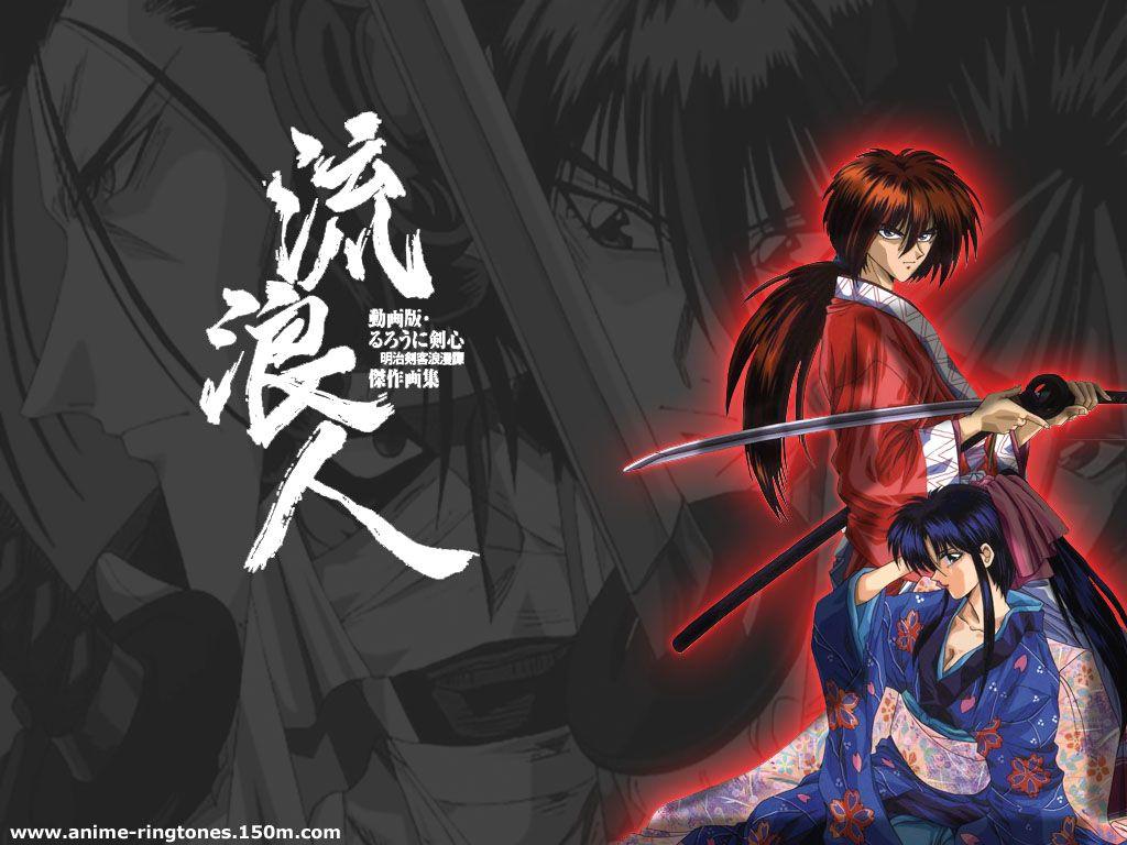 9100 Gambar Keren Samurai X HD Terbaru