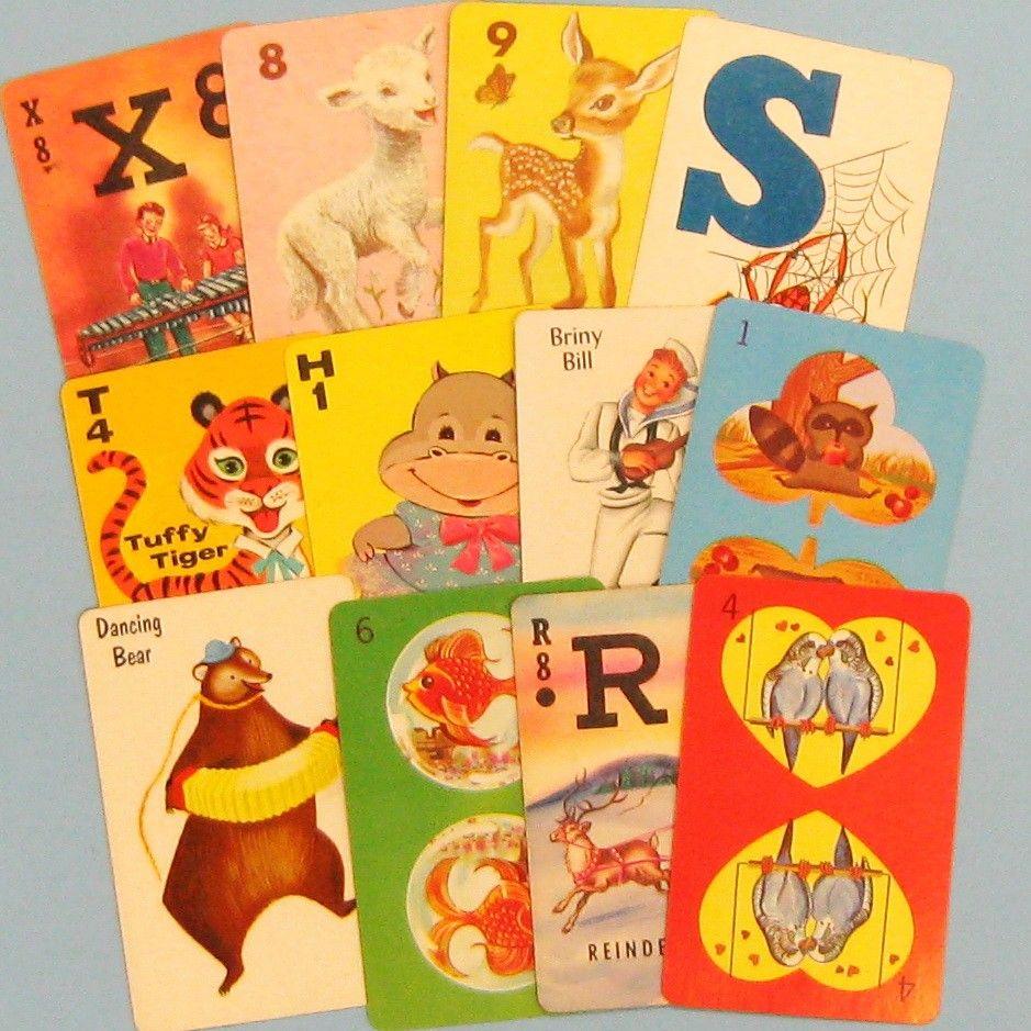 Vintage Card Games