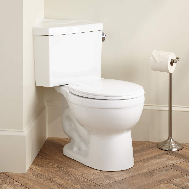 Toilets Corner Toilet Bidet Bathroom Dual Flush Toilet