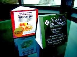 Get Brand Recognition with Customized 3 Sided Table Tents  sc 1 st  Pinterest & Get Brand Recognition with Customized 3 Sided Table Tents | Table ...