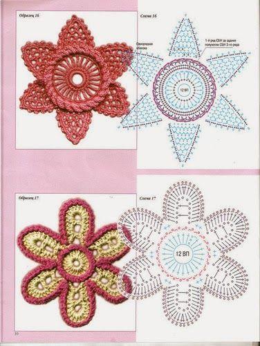 Найдено на сайте crochet103.blogspot.com.