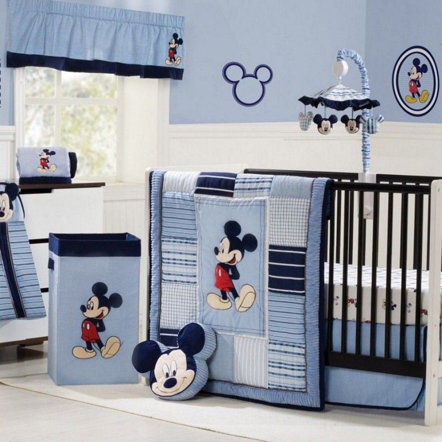 Gorgeous Baby Boy Room Ideas Paint With Bedroom Clothes And Baby Boy  Equipment With Minnie Mouse Baby Boy Room Design Baby Boy Room Ideas: When  Big Impact ...