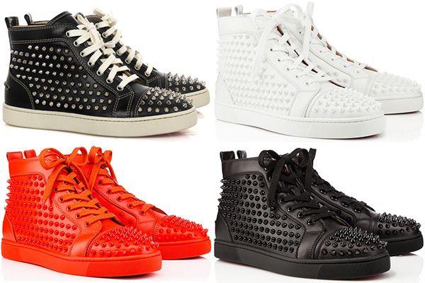 Sneakers, Christian louboutin